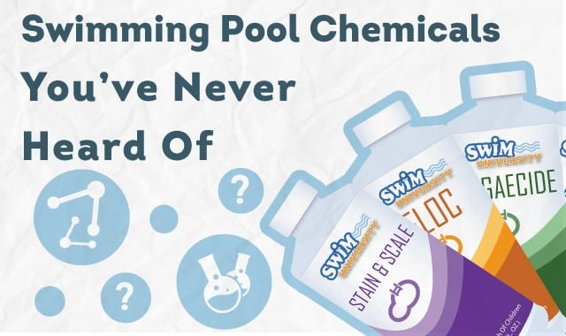 10 Swimming Pool Chemicals You 39 Ve Never Heard Of