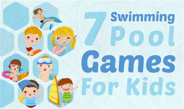 7 swimming pool games for kids for Swimming pool games for kids ideas