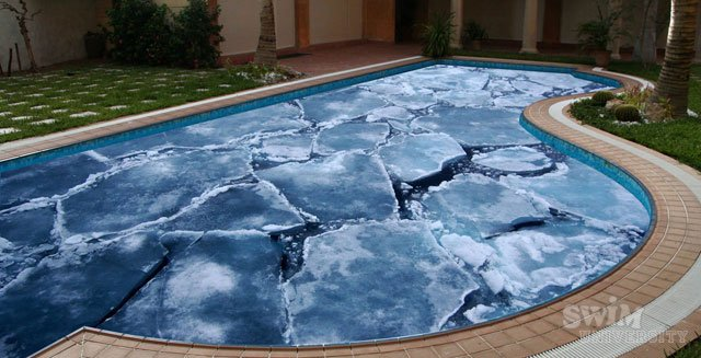 How to cool down a swimming pool How many gallons of water in a swimming pool