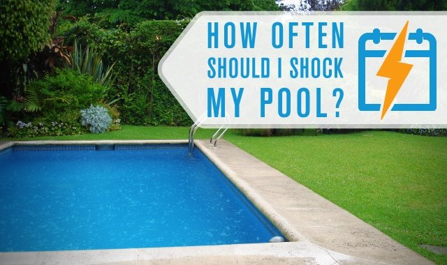 How often should i shock my pool - Can i use clorox in my swimming pool ...