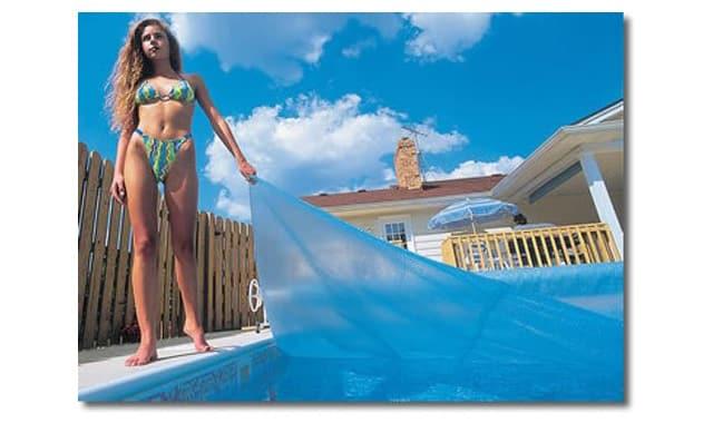 8. Blue Wave 16-Feet x 32-Feet Rectangular 12-mil Solar Blanket
