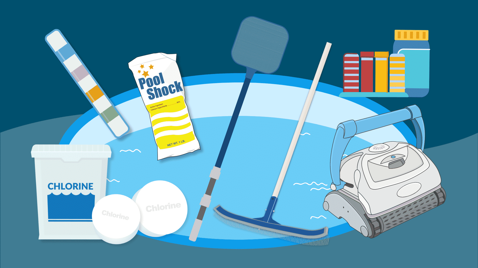 The Best Pool Supplies You Absolutely Need in 2021