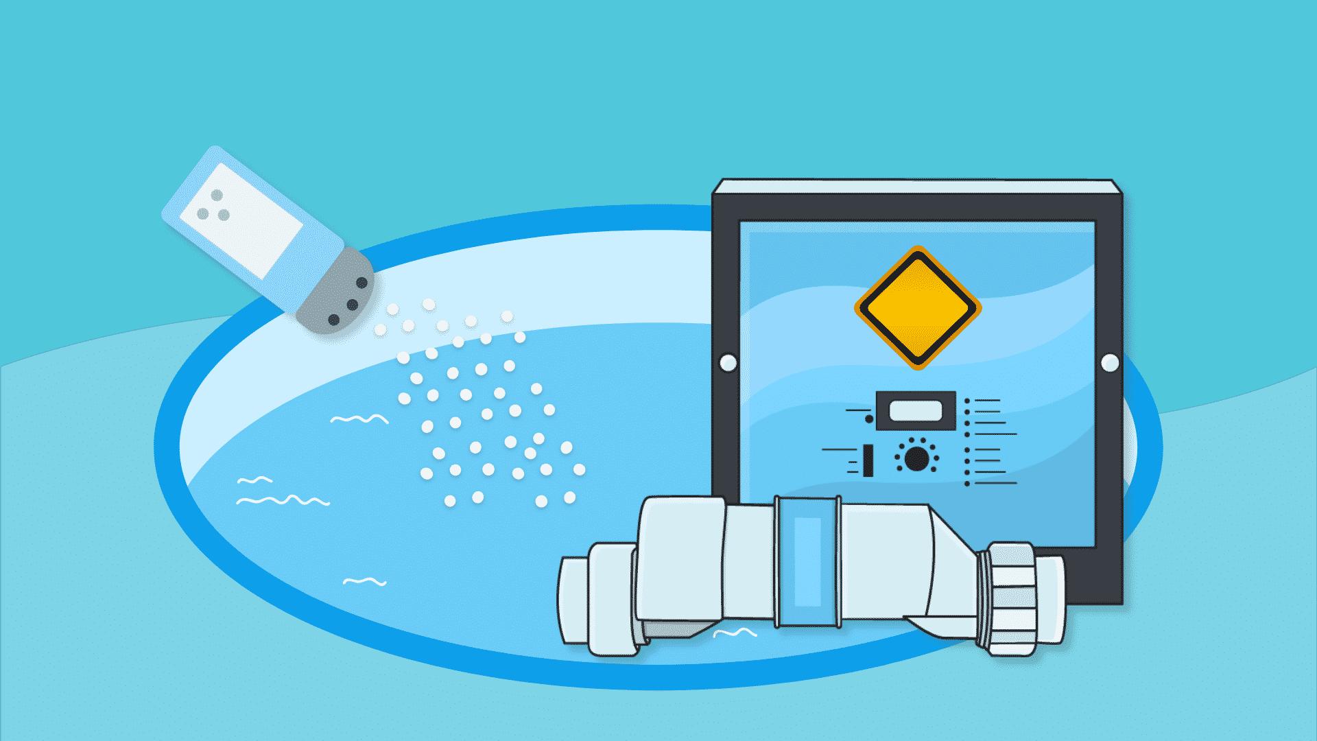 9 Common Salt Water Pool Maintenance Mistakes
