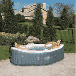 SaluSpa Siena AirJet 2-Person Inflatable Hot Tub