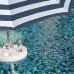 Shade Science Floating Umbrella and Buoy - 67 in.