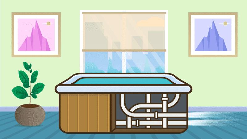 How To Fix a Hot Tub Air Lock