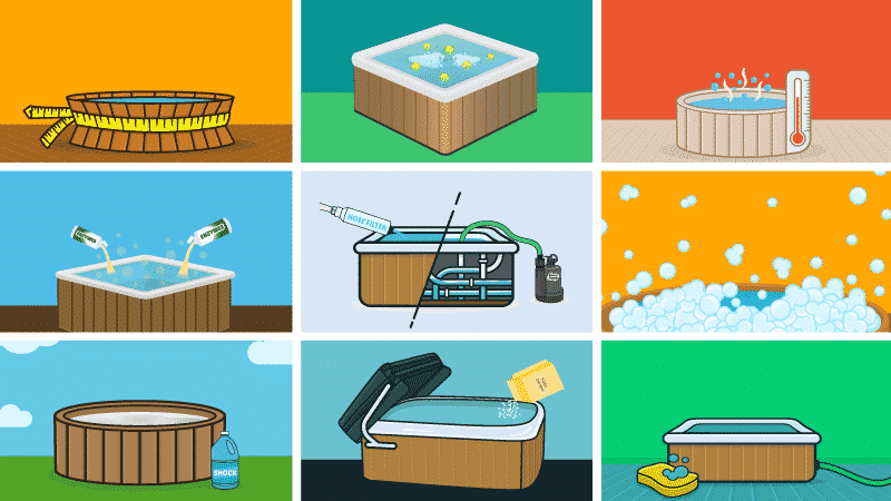 25 Awesome Hot Tub Care Tips and Tricks