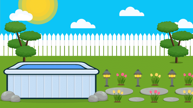 Hot Tub Landscaping for Beauty and Function