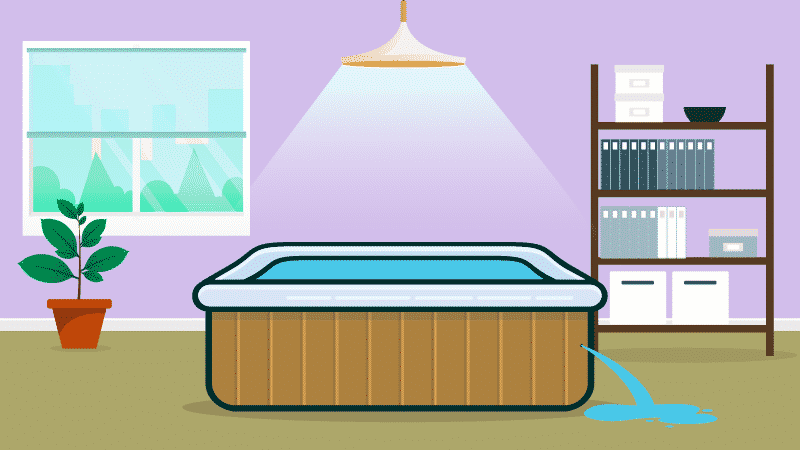 How to Fix a Hot Tub Leak