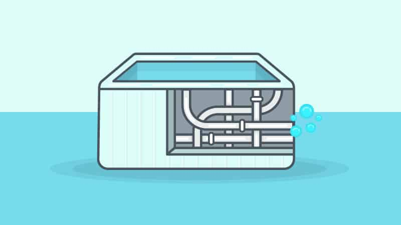 How to Clean Hot Tub Plumbing