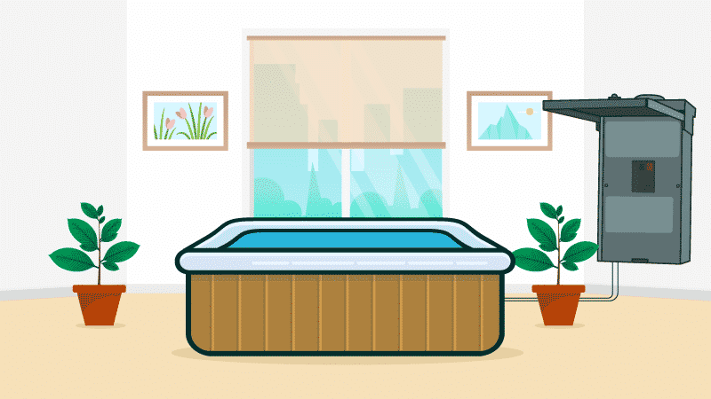 7 Reasons Your Hot Tub Is Tripping the Breaker