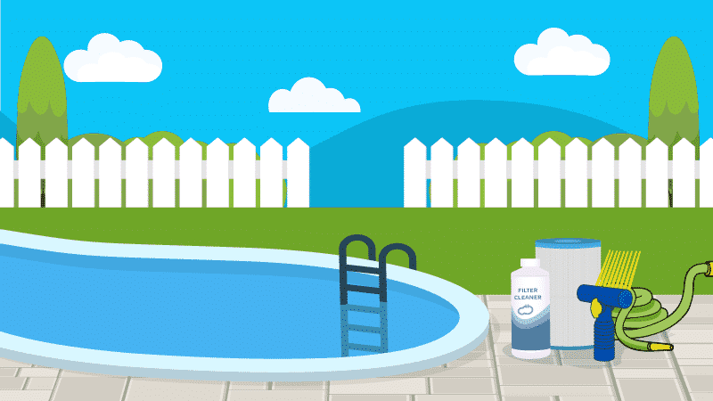 How to Clean Every Type of Pool Filter