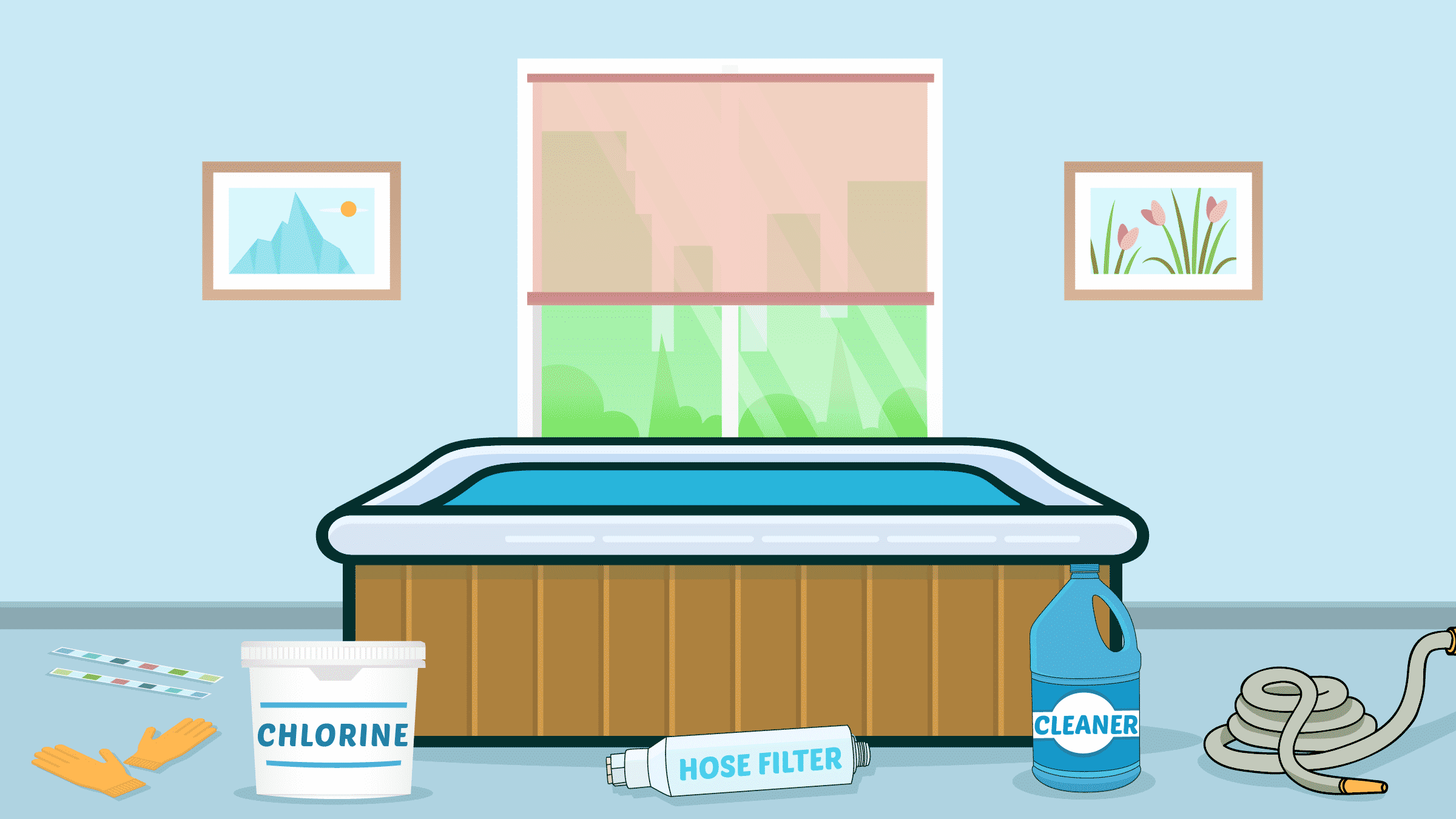How to Start a Hot Tub in 12 Easy Steps