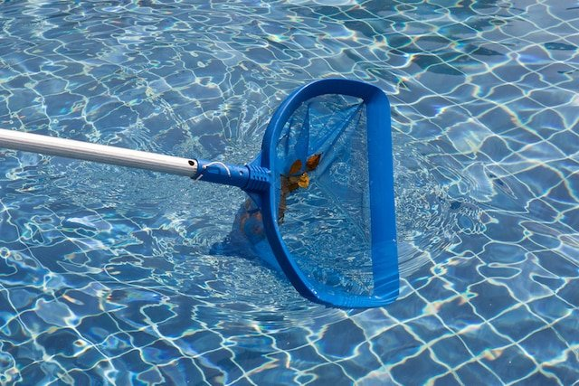 Skimming an Inground Pool