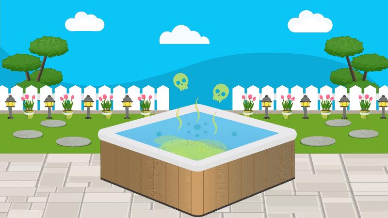 Pee in a Hot Tub Isn't Just Gross, It's Dangerous