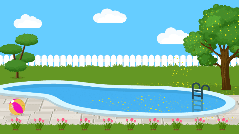 Pollen in Your Pool? Remove It in 5 Steps