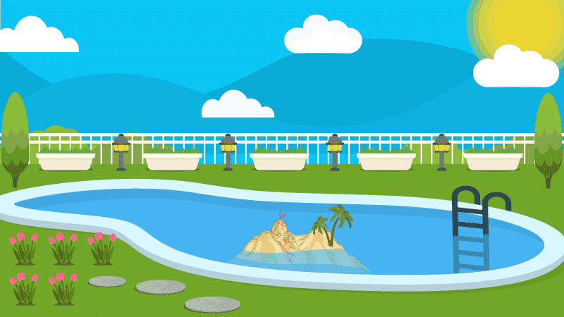 Why There's Sand in Your Pool and How to Get it Out