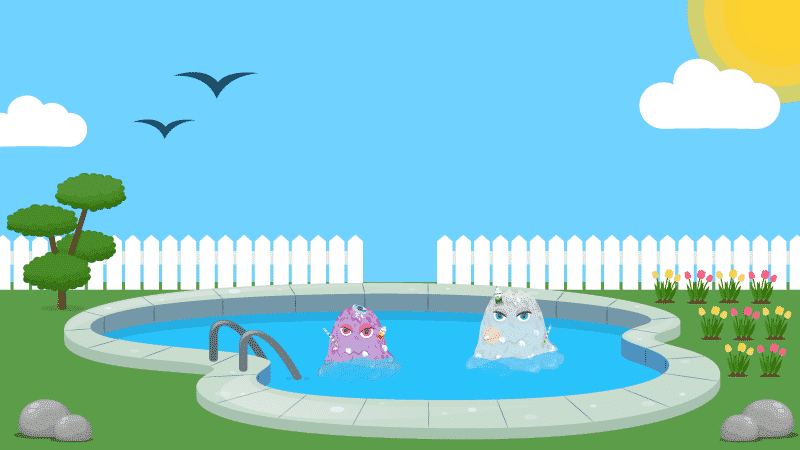 How to Get Rid of White Water Mold and Pink Slime in a Pool